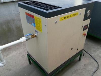 復盛空壓機維護保養時應注意的事項